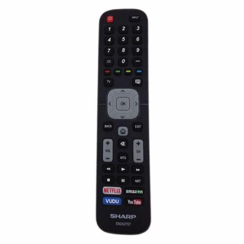 Sharp Remote EN2A27ST for LC32P5000U LC55P5000U LC50P5000U LC43P5000U LC40P5000U