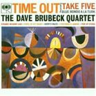 Time out 5099706512226 by Dave Brubeck CD