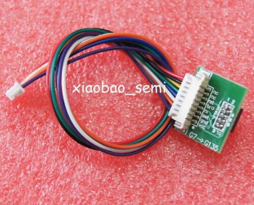 The G7 G10 switch board with cable for laser sensor PMS7003 PMSA003 PM2.5