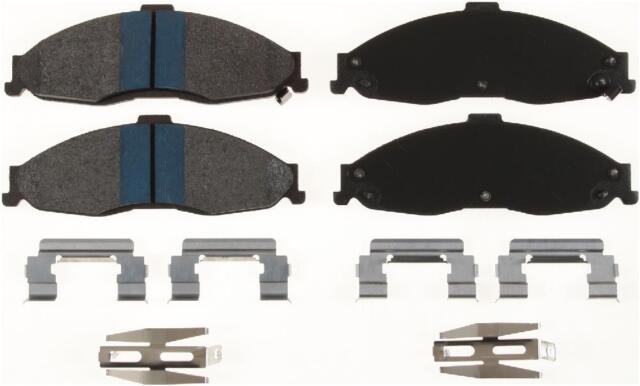 Bendix MKD344 Semi-Metallic Brake Pad Set