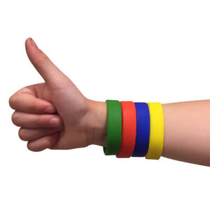 Image result for lunch wristbands