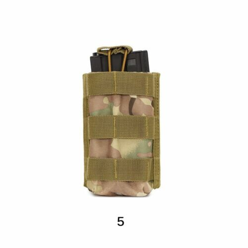 600D Nylon Service Bag Sports Military Utility Tactical Outdoor Bag Waist Pouch