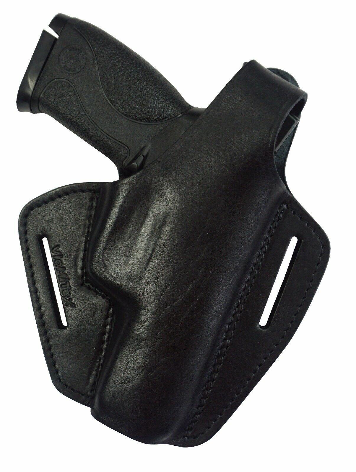 B2 Leder Pistolenholster Pistolenholster Pistolenholster Holster für Smith&Wesson MP9 MP9L Pro Series MP40 NEU 077611