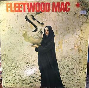 Fleetwood Mac The Pious Bird Of Good Omen Vg Lp