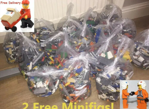 Lego Big Bulk Bags 1kg Bundles Huge Mix Of Parts Free Postage To Mainland Uk!