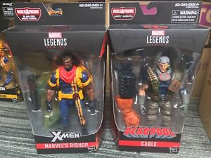 marvel-legends-lot-BISHOP-and-CABLE-from-sauron-and-sasquatch-waves