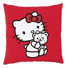 Sanrio Hello Kitty Hug 40th Anniversary Square Cushion