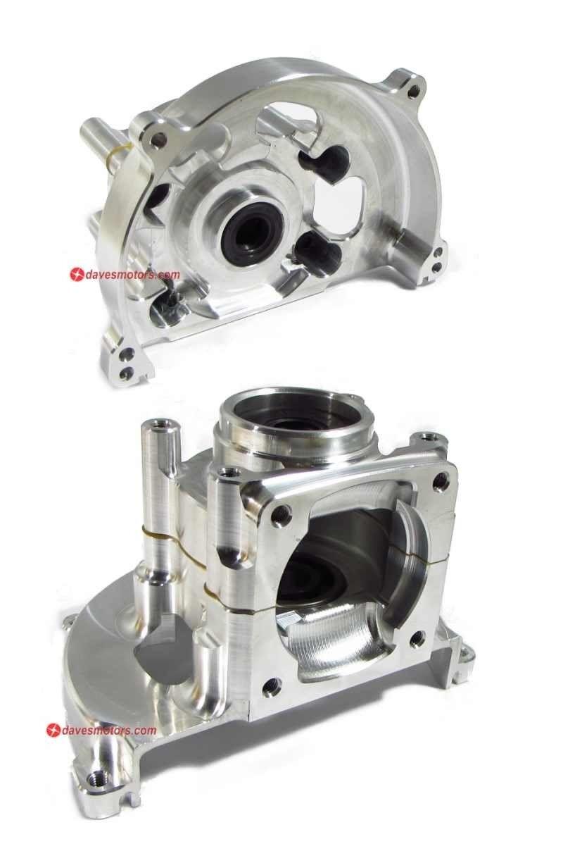 DDM Billet Aluminum Zenoah G320RC Crankcase Losi5ive-T,HPI Baja, Dbxl, Mcd, Fg