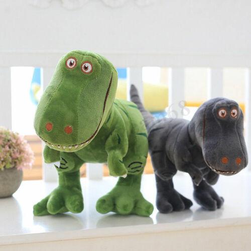Dinosaurier Plüsch Kuschel Plüschtier Stofftier Dino Figur Kinder Spielzeug