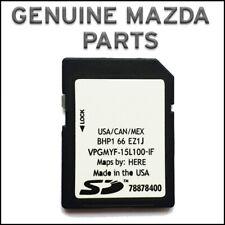 MAZDA Connect Europe Map SD Card Navteq MAZDA 2 3 6 Cx-3 5 Mx-5 2017