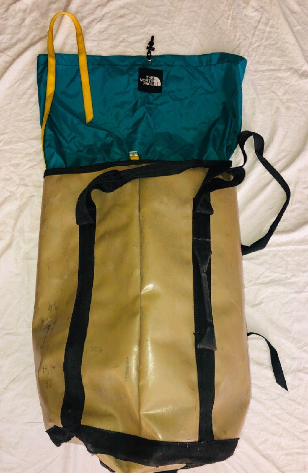North Face A5 Radix Haul Bag, 7500 cu inches, Waterproof, VTG  USA