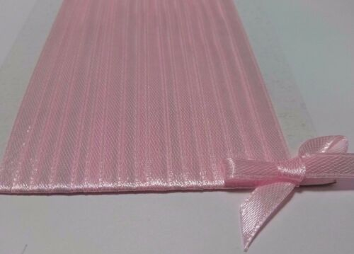 5 M 6 mm mince ROSE Ruban Satin Garniture Fabrication Carte Scrapbooking Home Decor Craft Art