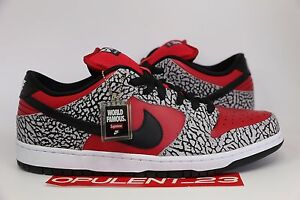 sports shoes 5a4c1 2c2b0 Image is loading DS-2012-NIKE-DUNK-LOW-PREMIUM-SB-SUPREME-