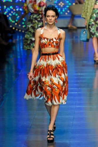 Dolce And Gabbana Gray PVC Belt Size 65