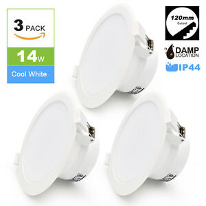 14W-Plafonnier-Encastrable-LED-Cuisine-Luminaire-Spot-LED-Lampe-Salle-de-Bain