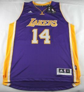 Brandon Ingram  14 Los Angeles Lakers Adidas Swingman Men s Jersey ... f0cc1ff5a