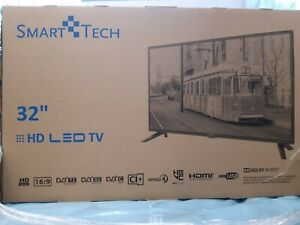 Smart-Tech-LE32P18SA41-Tv-Led-32-034-Hd-Smart-Tv-Android-Nero-TV-Digitale