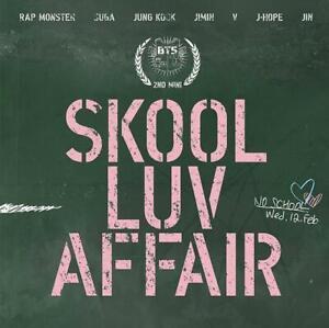 K-pop CD BTS 'Skool Luv Affair'