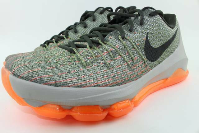 Nike Kd 8 Easy euro  Hommes Taille 10.5 Squadron NEUF RARE Authentic Basketball