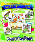 Stories Jesus Told Colouring Book by Mick Inkpen (Paperback, 2006)