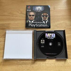 MIB-Men-in-Black-The-Game-Sony-Playstation-1-ps1-Pal-Komplett