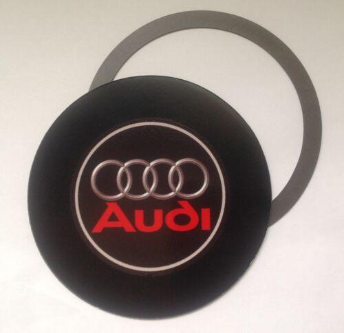 Magnetic Tax disc holder fits audi a2 a8 a3 quattro a4 a6 coupe tt cabrio avant