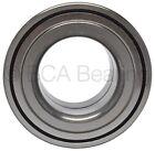 Wheel Bearing-w/o ABS Front,Rear BCA Bearing WE60366