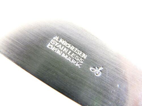 "6 1//4/"" // 15.5 cm SAS Design ARNE JACOBSEN // Anton Michelsen Cutlery Spoon"