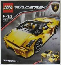 NEW Lego Racers 8169 Lamborghini Gallardo LP 560-4 SEALED - Ships World Wide