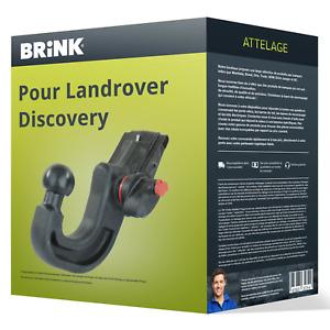 Brink Attelage de Remorque pour Land Rover DISCOVERY et Range Rover (377100