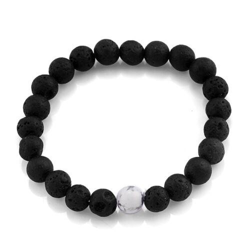 Pulseras para du Pulseras de la Distancia couple distance bracelets perles