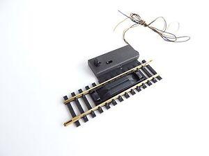 FLEISCHMANN-LAITON-6012-RAIL-DE-DECOUPLEMENT-DECROCHAGE-ELECTRIQUE