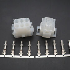 635mm Straight Pin Header Male Shell Terminal White Housings Headers Crimps