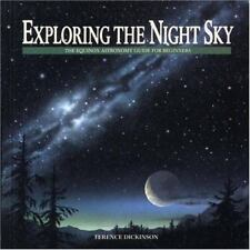 Exploring the Night Sky : The Equinox Astronomy Guide for Beginners by Terence Dickinson (1987, Paperback, Reprint)