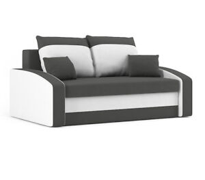 Sofa HEWLET mit Schlaffunktion BEST SOFA mit Bettkasten!