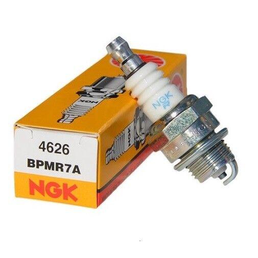 1x NGK Bujías BPMR 7A OEM tradicional 4626 Stihl FS106 FS200 FS150 FS410