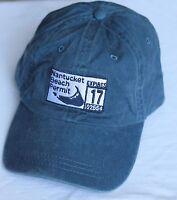 Nantucket Beach Permit Hat/cap Fahrenheit Headwear Osfa Blue >new