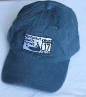 Nantucket Beach Permit Hat/cap Fahrenheit Headwear Osfa Blue >new