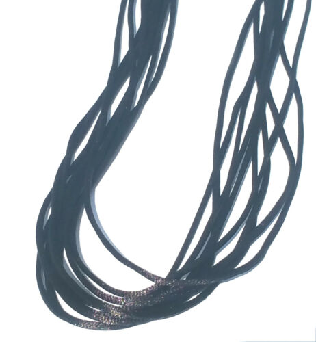 Wholesale Lot 10 Shinny Satin Rat tail Necklace 20 Inches 18 or 16 Inches