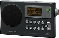 Sangean WFR-28 Wifi Internet Fm-rds Network Perp Player Usb Portable Radio