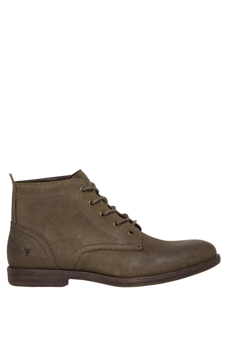 NEW Windsor Smith Keaton 5 Hole Boot Taupe