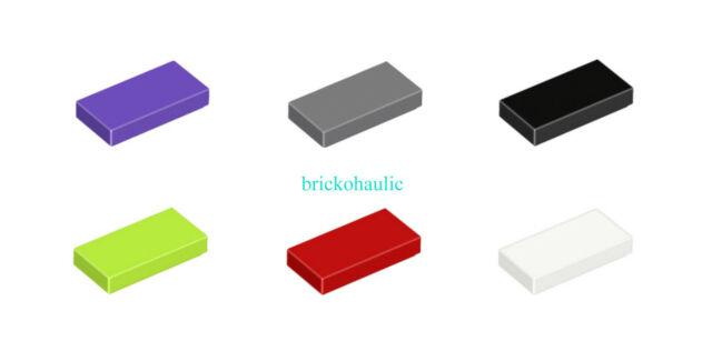 LEGO x 40 White Brick 1 x 2 NEW bulk lot