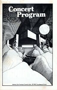 JOURNEY-1982-034-ESCAPE-034-TOUR-CONCERT-PROGRAM-STEVE-PERRY-SCHON-MEADOWLANDS-ARENA