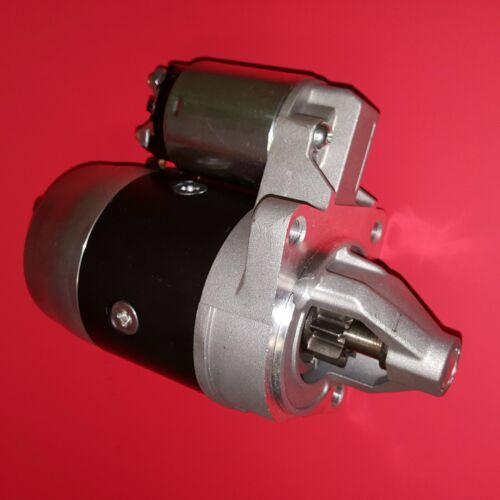 Kia Sportage 1995 to 2002 L4//2.0L Engine w//Manual Trans Starter Motor