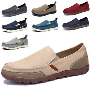 Men-s-Casual-Driving-Loafer-Breathable-Flats-Boat-Canvas-Sneakers-Slip-On-Shoes