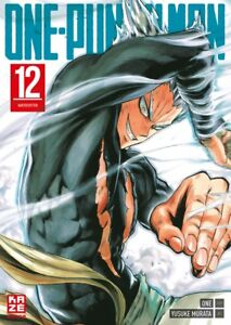 One Punch Man Manga Deutsch