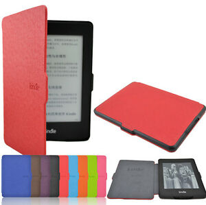 Slim-Pelle-Magnetica-Custodia-Cover-Per-Amazon-Kindle-Paperwhite-1-2-3-Case