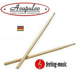 6-Paar-Acapulco-Drumsticks-Classic-Premium-Hickory