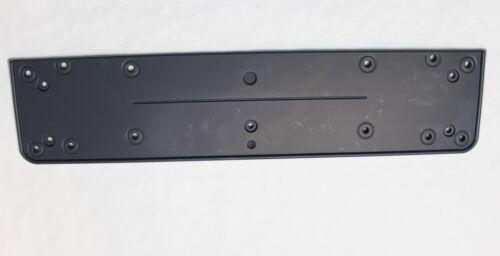 BMW E60 E61 M Paket  Unterlage Kennzeichen Blende  Nummernschild Halter Orig