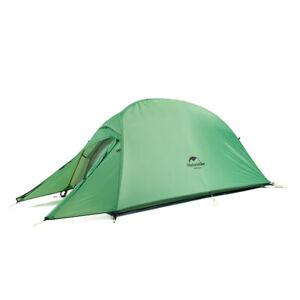Naturehike-Upgraded-Cloud-Up-1-Person-Zelt-3-Saison-Leichtes-Wander-Camping-Zelt